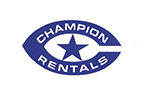 Champion Rentals logo
