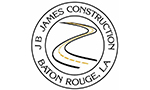 J B James Construction logo