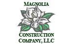 Magnolia Construction Company logo
