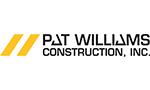 Pat Williams Construction logo