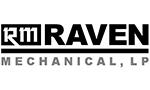Raven Mechanical logo