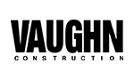 Vaugn construction logo